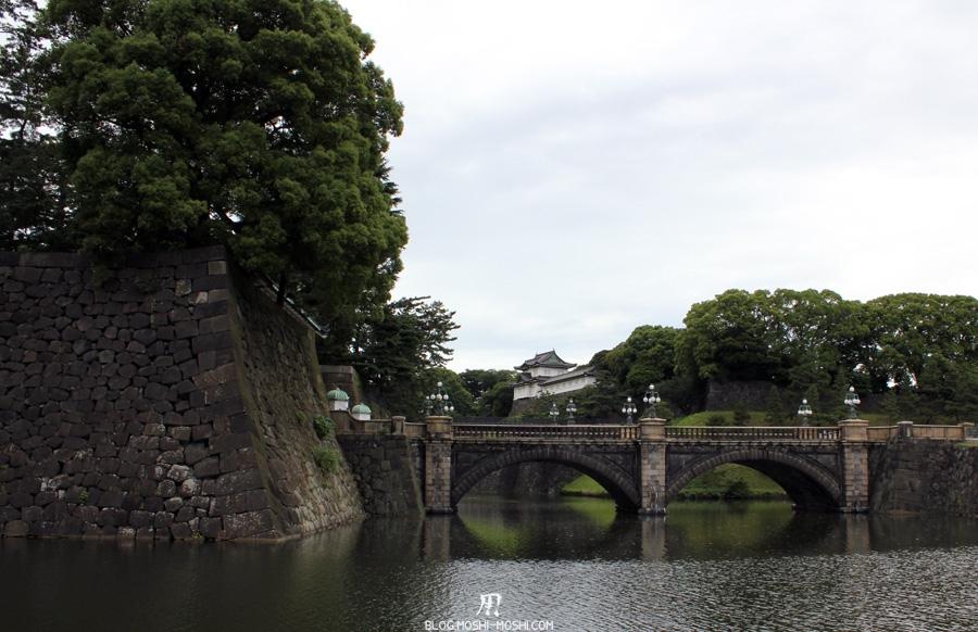 palais-imperial-Tokyo-pont-nijubashi-entier