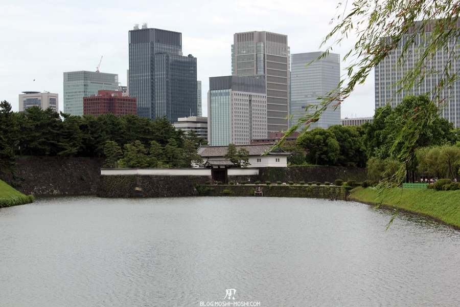 palais-imperial-Tokyo-vue-entree