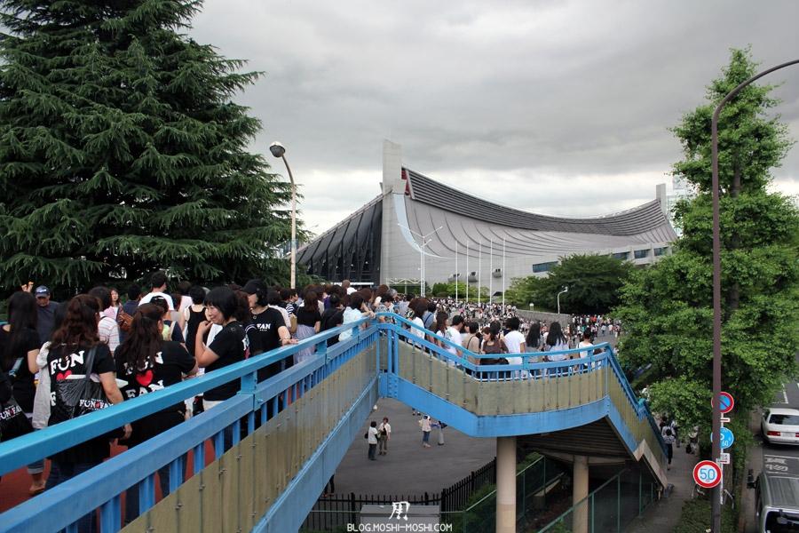 sur-la-route-parc-Meiji-Jingu-Tokyo-gymnase-yoyogi-concert-foule