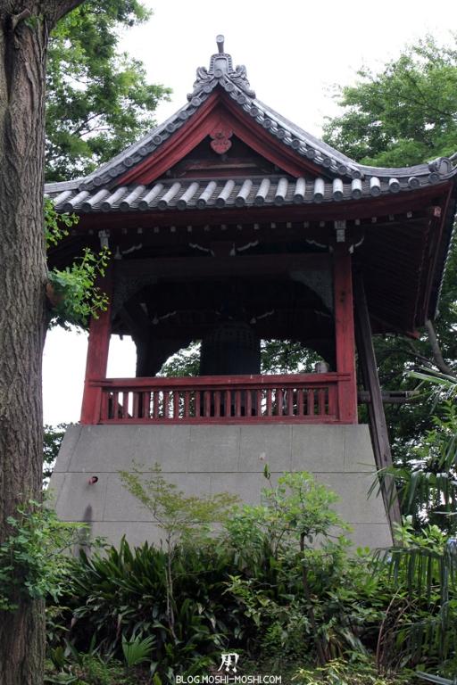 parc-ueno-Tokyo-cloche-priere