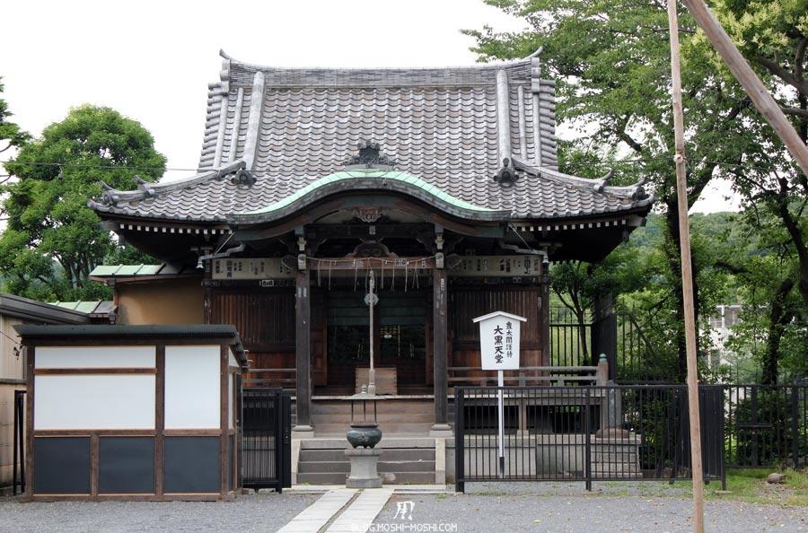 parc-ueno-Tokyo-sanctuaire-bentendo-batiment-annexe