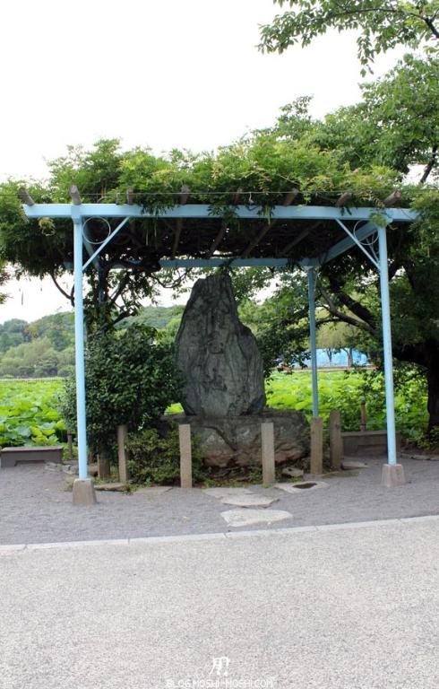 parc-ueno-Tokyo-sanctuaire-bentendo-menhir-bassin