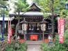 parc-ueno-Tokyo-sanctuaire-hanazono-inari-batiment-principal