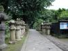parc-ueno-Tokyo-sanctuaire-toshogu-chemin-lanternes