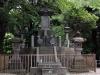 parc-ueno-Tokyo-tombe-soldats-armee-shogi-tai