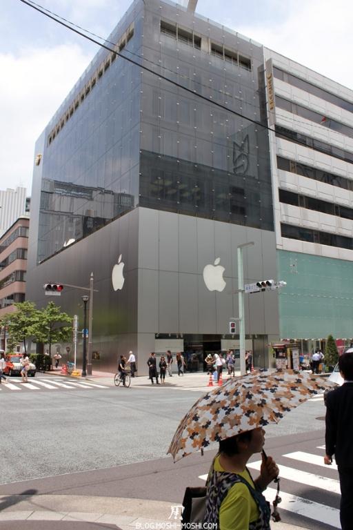 quartier-ginza-Tokyo-apple-store
