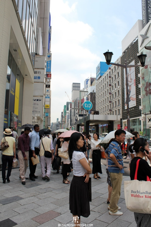 quartier-ginza-Tokyo-monde-immeuble