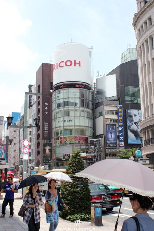 quartier-ginza-Tokyo-ombrelles