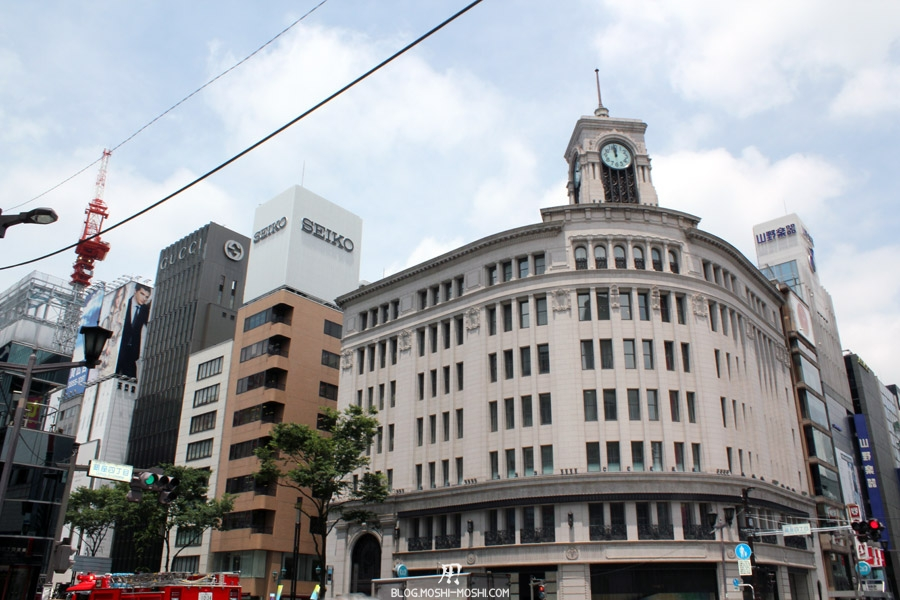 quartier-ginza-Tokyo-seiko