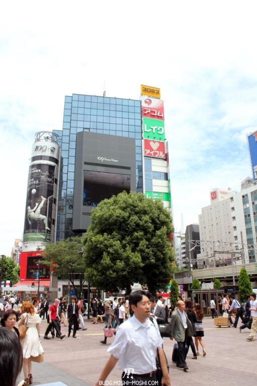 quartier-shibuya-Tokyo-shibuya-109-vue-cote