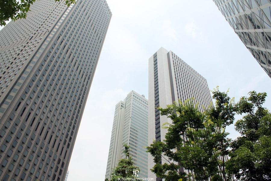 quartier-shinjuku-Tokyo-building-verdure