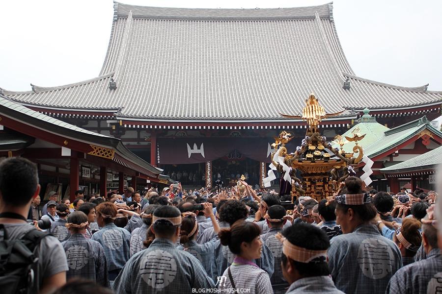 Sanja Matsuri asakusa-senso-ji-foule-temple