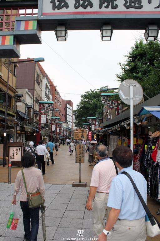 quartier-asakusa-Tokyo-temple-sensoji-allee-commercante-transversale