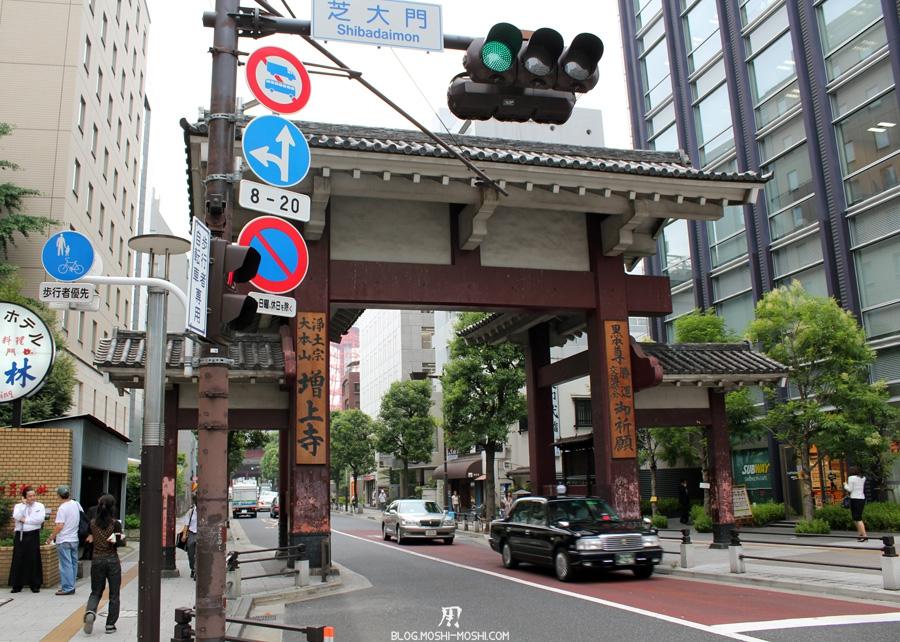 temple Zojo-ji Tokyo