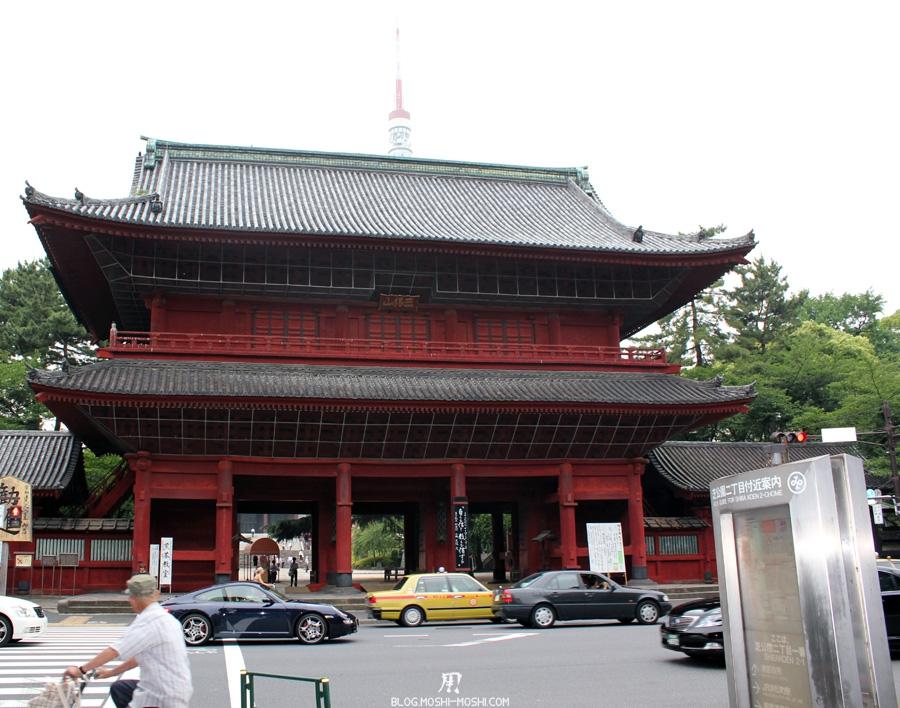 temple-zojoji-Tokyo-entree