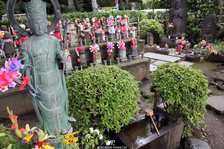 temple-zojoji-Tokyo-jizo-purification