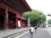 temple-zojoji-Tokyo-entree-vue-droite