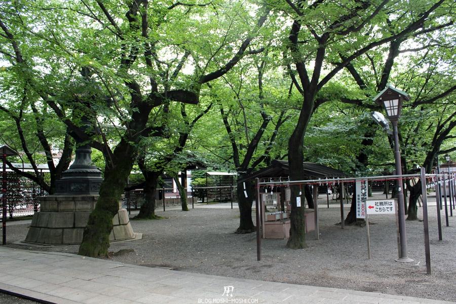 yasukuni-jinja-Tokyo-preparation-matsuri
