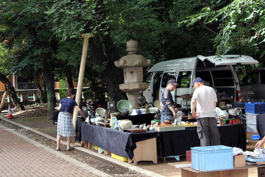 yasukuni-jinja-Tokyo-vide-grenier
