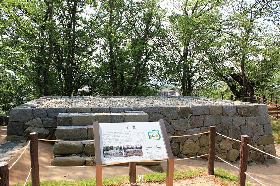 chateau-yamagata-parc-kajo-ruines