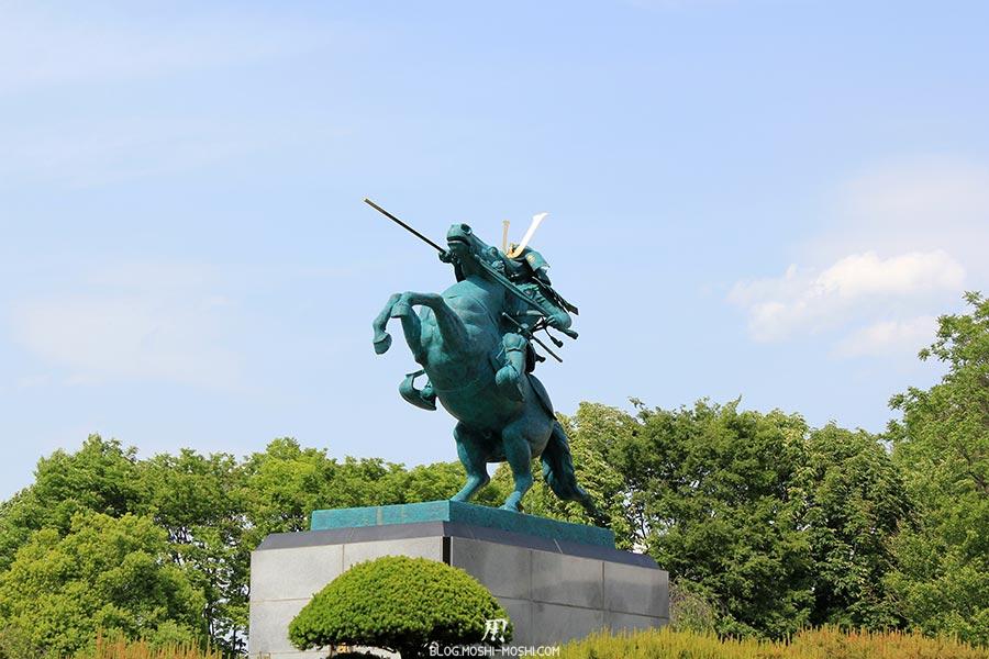 chateau-yamagata-parc-kajo-statue-face