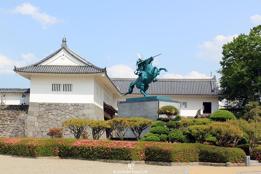 chateau-yamagata-parc-kajo-statue