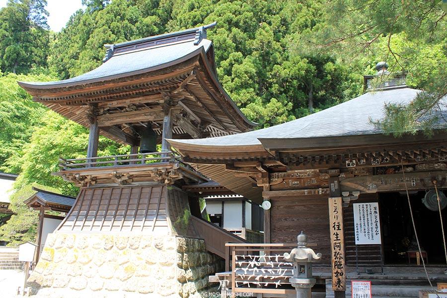 sendai-yamagata-temple-yamadera-risshaku-ji-batiments-bois-tour