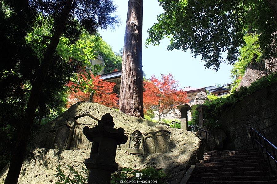 sendai-yamagata-temple-yamadera-risshaku-ji-delivrance-arrivee