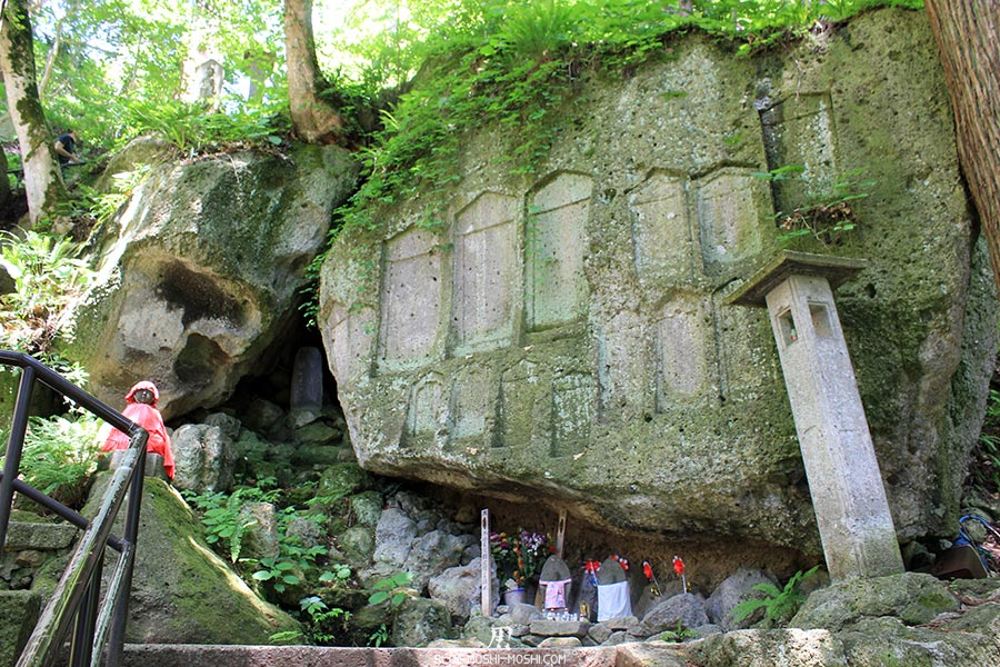 sendai-yamagata-temple-yamadera-risshaku-ji-falaises-sculptees