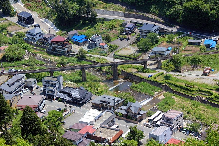 sendai-yamagata-temple-yamadera-risshaku-ji-vue-plongeante-ville-riviere