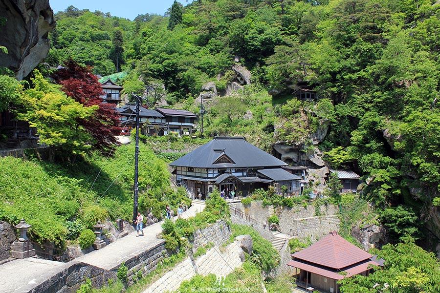 sendai-yamagata-temple-yamadera-risshaku-ji-vue-temple