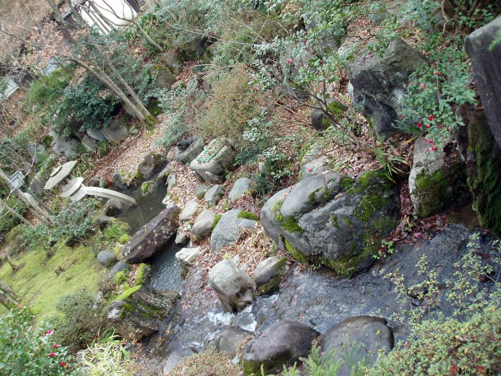 yunokuni-no-mori-lanterne-ruisseau