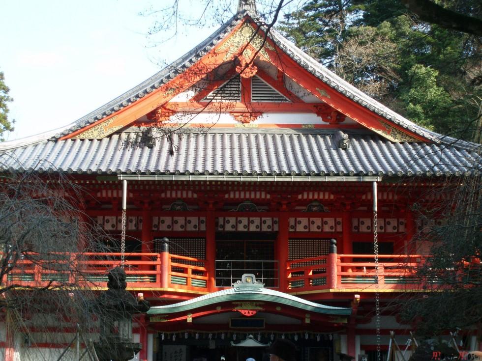 Temple Natadera