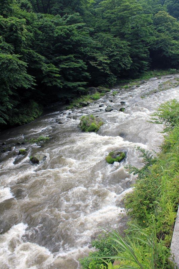 Nikko riviere Daiyagawa