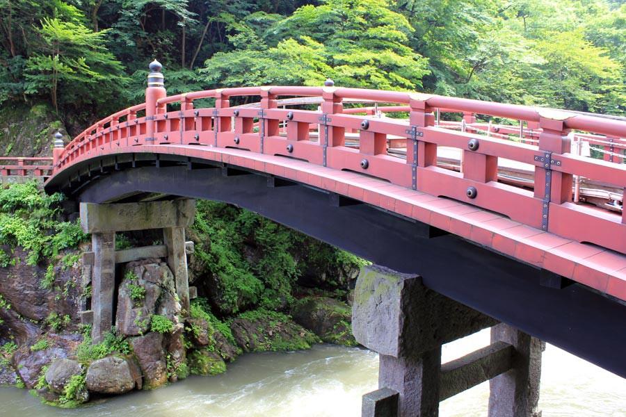 Nikko pont Shinkyo