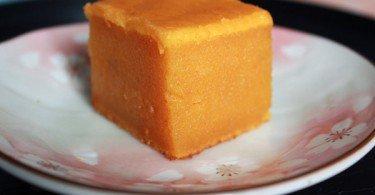 かぼちゃ餅ケーキ