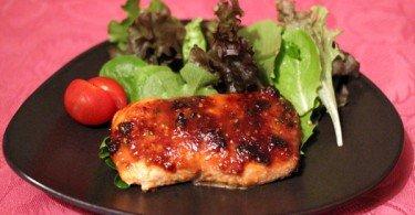 Recette japonaise – Filet de saumon au miso et mayo (サーモンの味噌マヨ焼き)