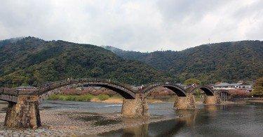 Iwakuni et le pont Kintai