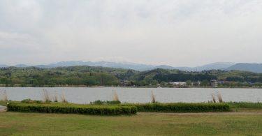 Komatsu – Le Parc Kibagata et lac Kiba