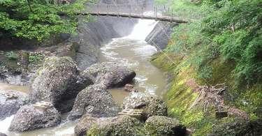 La cascade de Fukuroda