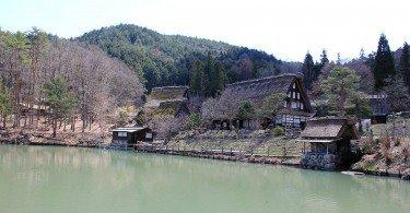 Hida no Sato : Le village musée