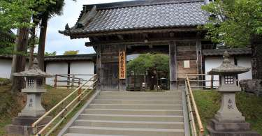 Hiraizumi – Le Temple Chuson-ji