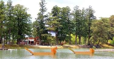 Hiraizumi – Le Temple Motsu-ji